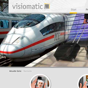 visiomatic website